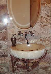 Interior, Kitchen & Bath, Sink Stands, Vessel Sinks