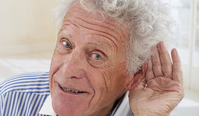 hearing loss due to age
