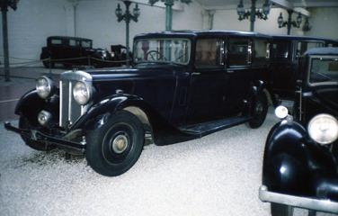 1984.06.18-049.27 Daimler V45L limousine Hooper 1938