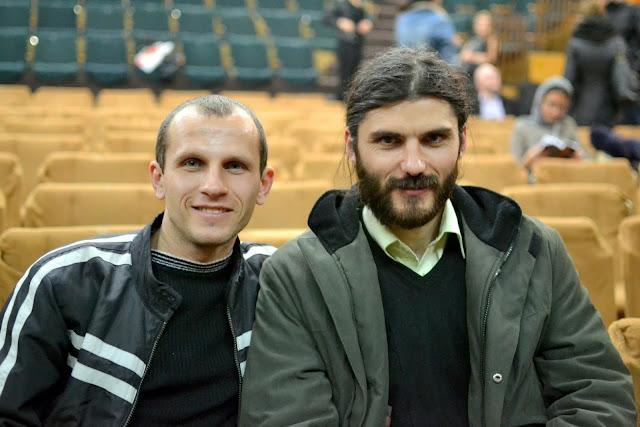 086 Avva Justin Parvu si Sfintii inchisorilor (Teatrul Luceafarul, Iasi, 2014.03.19)