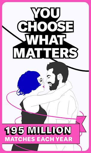 OkCupid - Best Online Dating App for Great Dates screenshot 1