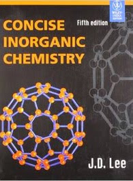 jd lee concise inorganic chemistry 5th edition pdf free download