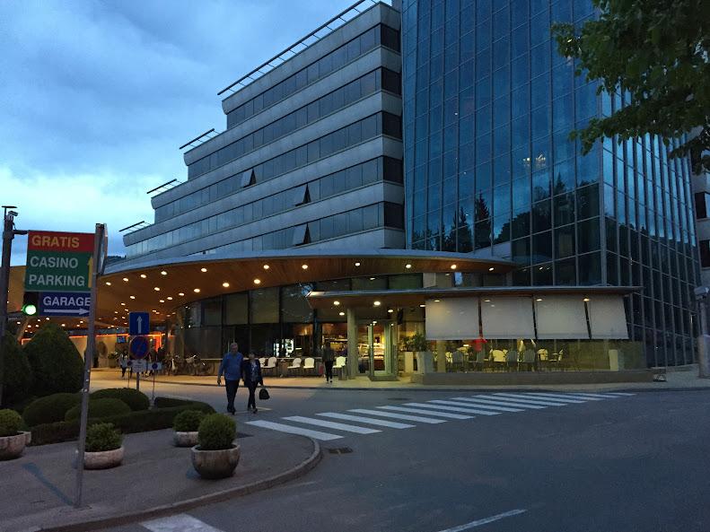 ノヴァ・ゴリツァ カジノホテル