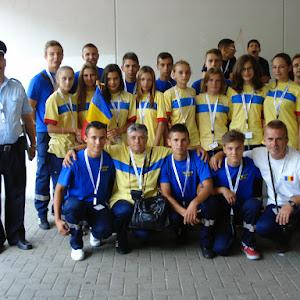 Romania la CTIF 2013