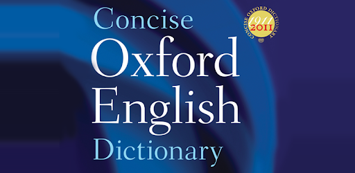 Concise Oxford English Dictionary - Apps on Google Play