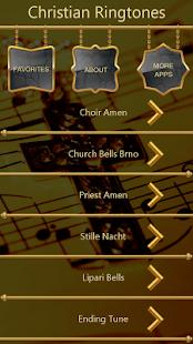 Christian Ringtones Screenshot Thumbnail