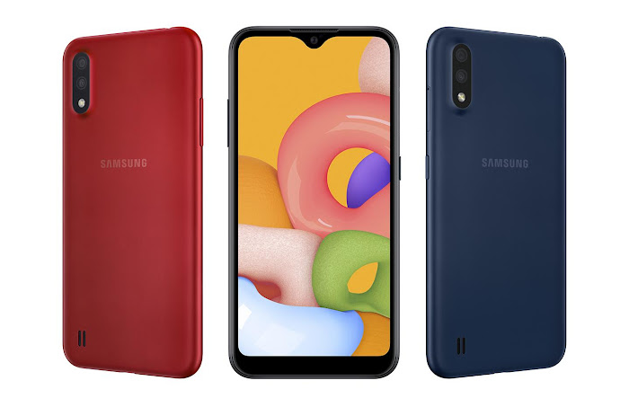 Samsung A01F prix Maroc