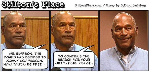 Knife Guys Finish First o j simpson