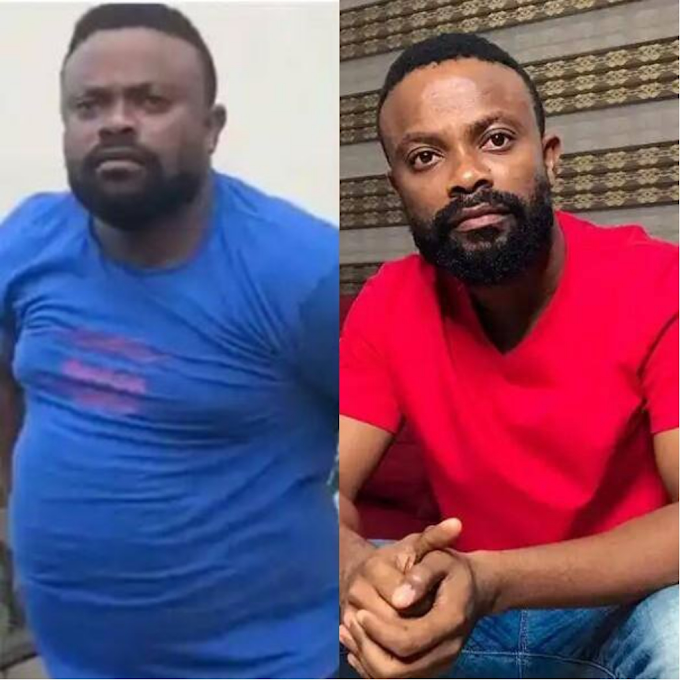 Comedian, Okon Lagos Slams Corrupt Politicians And 'Yahoo Boys'