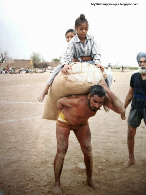 Punjabi Childhood Games Images
