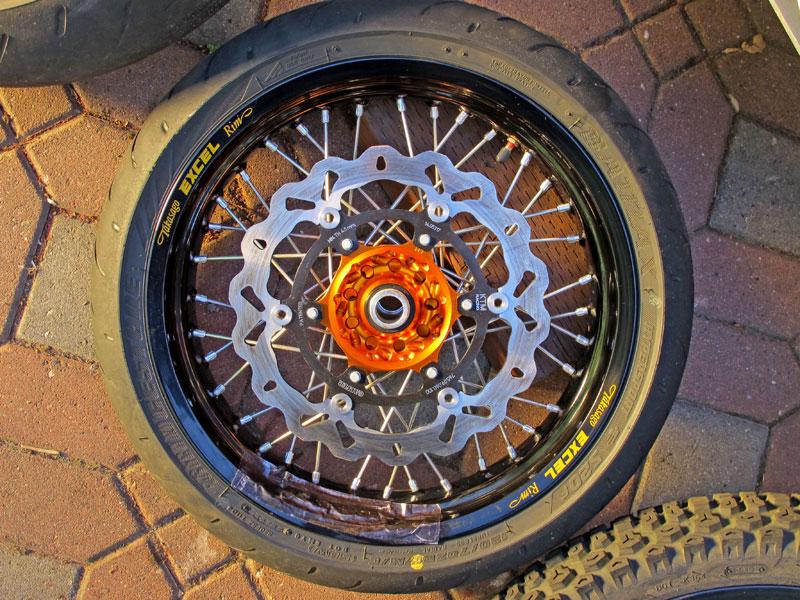 Fully farkled, low mileage 2013 KTM 690 Enduro - BARF - Bay