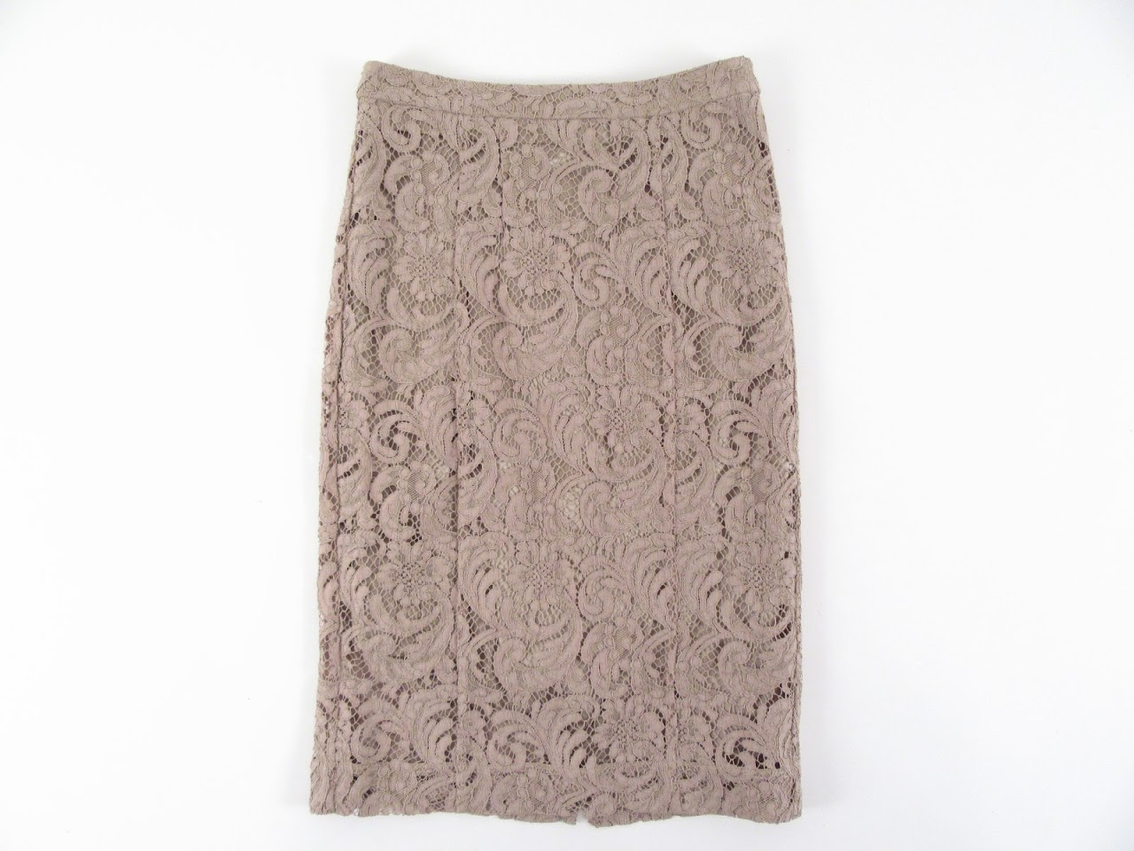 e4288bddb5 Burberry London Lace Pencil Skirt | Shophousingworks