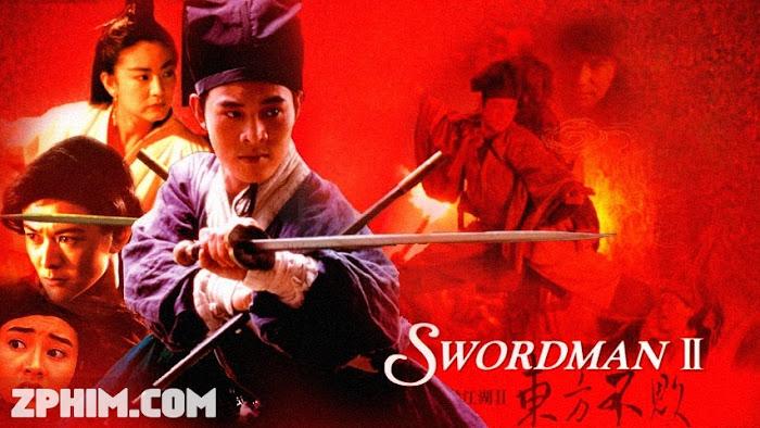 Ảnh trong phim Tiếu Ngạo Giang Hồ 2 - Swordsman II 1