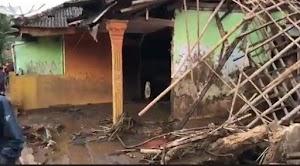 Banjir Bandang di Sukabumi, 3 Kecamatan dan 12 Desa Terdampak