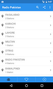 Radio Pakistan Free Online - Fm stations - náhled