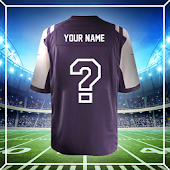 NFL Football Jersey (Offline)