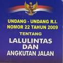 UU No 22 Thn 2009 ttg Lalu Lintas & Angkutan Jalan icon