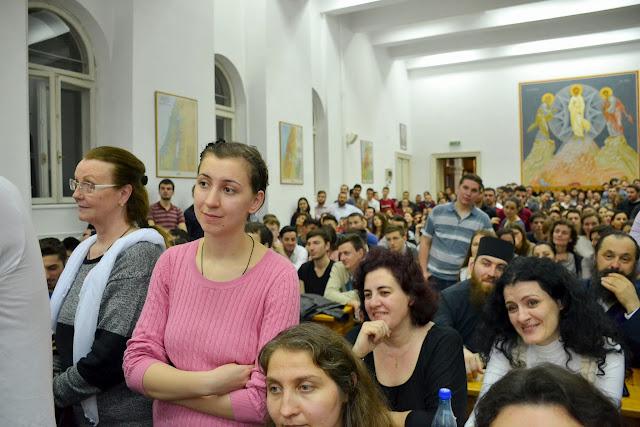 Pr. Constantin Necula despre tineri, FTOUB 192