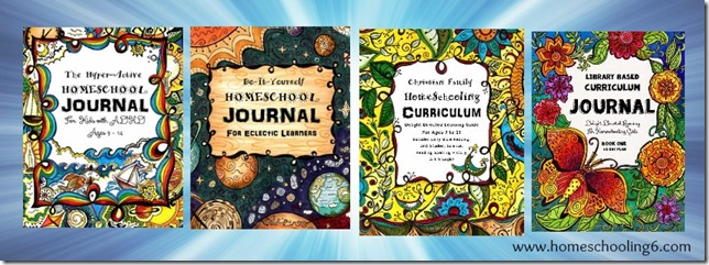 Amazing Homeschooling Journals 1