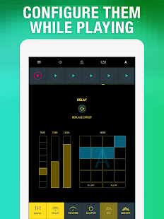 drum pads beat maker go apps on google play. Black Bedroom Furniture Sets. Home Design Ideas
