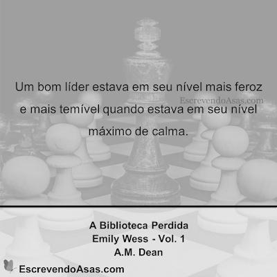 A Biblioteca Perdida - A.M. Dean