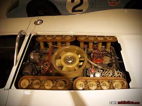 Porsche 917 PA Spyder Engine