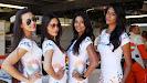 Force India pitgirls