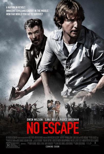 No Escape - Không đường thoát