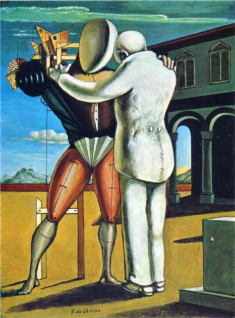 Giorgio de Chirico - The Prodigal Son, 1965