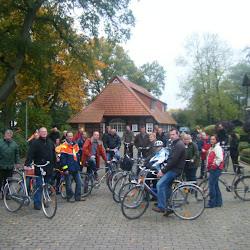 Saisonabschluss, Kraniche & Herbst