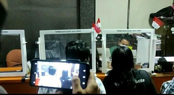 IInsan Pers Laporkan Akun FB Momo Dhio Alief ke Polres Karawang