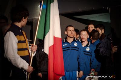 nazionale italiana pugilato italia polonia roberto panciatici