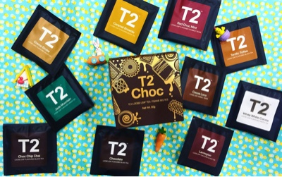 chocolate tea easter