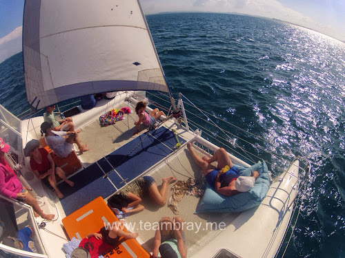 GoPro pic Grace II Keppel Cruise