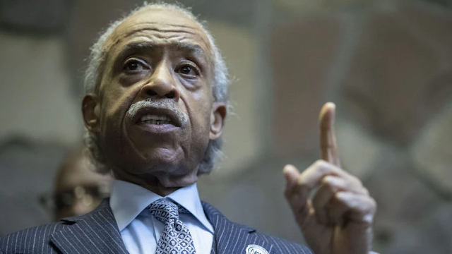 Al Sharpton Leads Calls For Conviction Ahead Of Murder Trial In Death Of George Floyd