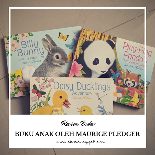 review buku maurice pledger