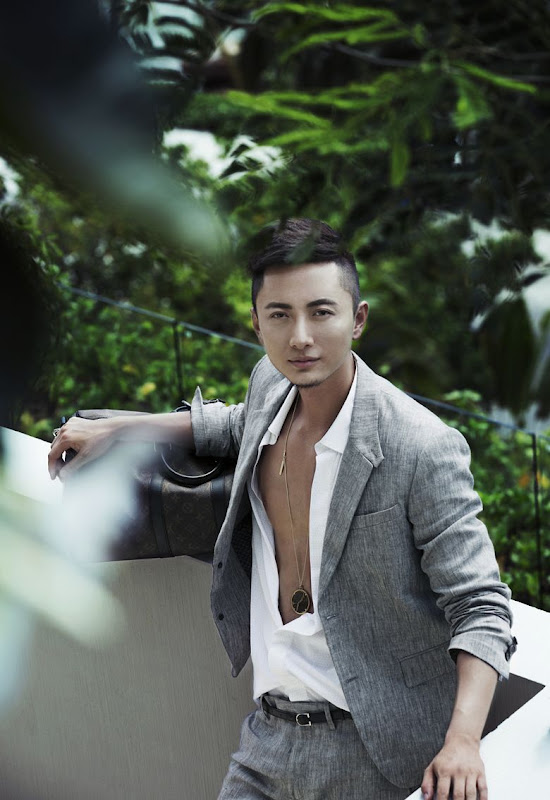 Jia Jinghui China Actor