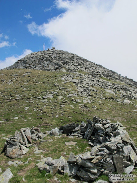 Retezat Trail Race - Varful Custura