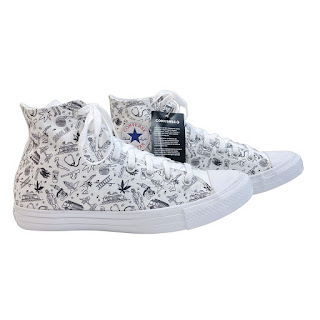 Converse + Pete Davidson 'King of Staten Island' Sneakers