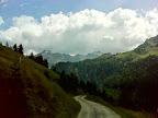 Blick zum Reckner (2887m)