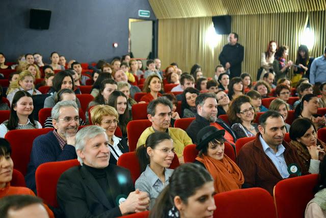 Lansare film documentar Ba se poate 1051
