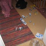 2008-12-25 - Vi leker med barnens julklappar