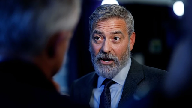 George Clooney: The Trump 'Dark Ages' Are Over