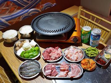 大神燒肉.夜食