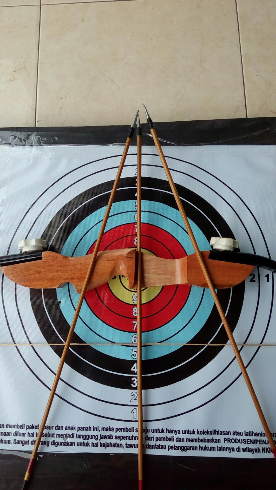 Kios Panah Arjuna Archery Kreasi Panahan Kontemporer Jual Busur Panah
