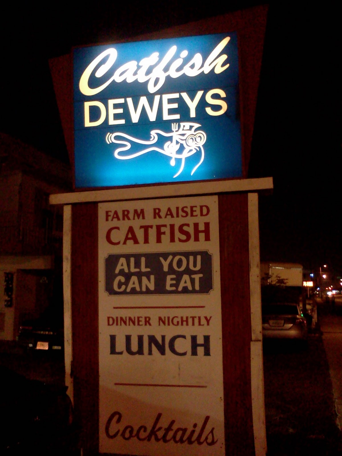 Catfish Deweys Menu Fort Lauderdale 2