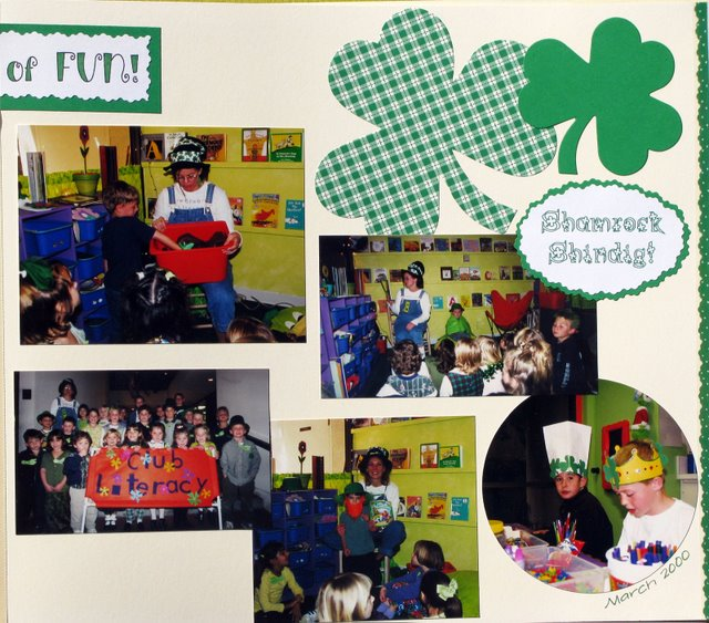 Festivals of Fun: A St. Patrick's Day storytelling party.