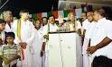 തിരുവനന്തപുരം മണ്ഡലത്തിലെ യു ഡി എഫ് തിരഞ്ഞെടുപ്പ് കൺവൻഷൻ മുഖ്യമന്ത്രി ഉമ്മൻചാണ്ടി ഉദ്ഘാടനം ചെയ്യുന്നു
