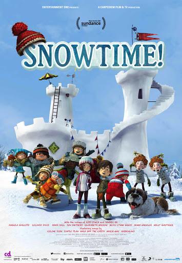Snowtime - Kỳ Nghĩ Đông Vui Vẻ