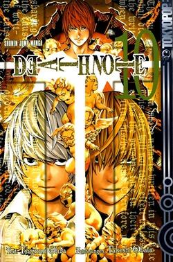 Death Note (vol.10)